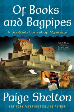 Of Books and Bagpipes : A Scottish Bookshop Mystery