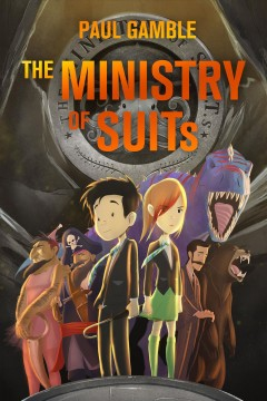 The Ministry of SUITs /  Paul Gamble. - Paul Gamble.