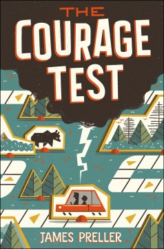 The courage test /  James Preller
