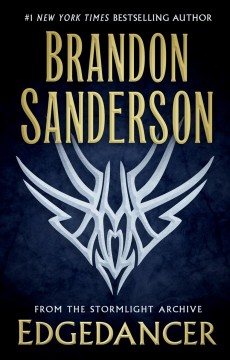 Edgedancer /  Brandon Sanderson. - Brandon Sanderson.
