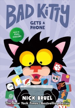 Bad Kitty Gets a Phone