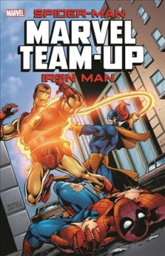Marvel team-up.  writers, Gerry Conway, Bill Mantlo & Tony Isabella with Len Wein, Herb Trimpe & David Michelinie ; pencilers, Ross Andru, Jim Mooney, Sal Buscema, Herb Trimpe & Greg Larocque ; inkers, Frank Bolle, Frank Giacoia, Mike Esposito & Jim Mooney ; colorists, Stan Goldberg, Glynis Wein, Janice Cohen, Phil Rachelson, Francoise Mouly & Bob Sharen ; letterers, Charlotte Jetter, John Constanza, Jean Hipp, Karen Mantlo, Irving Watanabe & Diana Albers. - writers, Gerry Conway, Bill Mantlo & Tony Isabella with Len Wein, Herb Trimpe & David Michelinie ; pencilers, Ross Andru, Jim Mooney, Sal Buscema, Herb Trimpe & Greg Larocque ; inkers, Frank Bolle, Frank Giacoia, Mike Esposito & Jim Mooney ; colorists, Stan Goldberg, Glynis Wein, Janice Cohen, Phil Rachelson, Francoise Mouly & Bob Sharen ; letterers, Charlotte Jetter, John Constanza, Jean Hipp, Karen Mantlo, Irving Watanabe & Diana Albers.