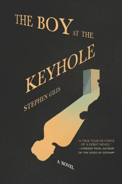 Boy at the Keyhole