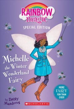 Michelle the Winter Wonderland Fairy
