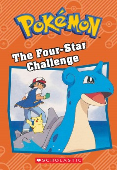The four-star challenge /  adapted by Howard Dewin. - adapted by Howard Dewin.