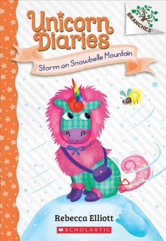 Storm on Snowbelle Mountain : A Branches Book