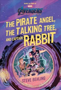 Pirate Angel, the Talking Tree, and Captain Rabbit