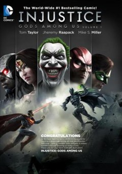 Injustice : Gods among us, Year Five Volume 1 / writer, Brian Buccellato ; artists, Mike S. Miller [and four others] ; J. Nanjan, Rex Lokus, colorists ; Wes Abbott, letterer. - writer, Brian Buccellato ; artists, Mike S. Miller [and four others] ; J. Nanjan, Rex Lokus, colorists ; Wes Abbott, letterer.