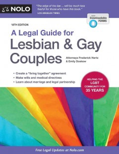 Legal Guide for Lesbian & Gay Couples