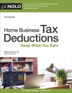 Home Business Tax Deductions + Website : Keep What You Earn