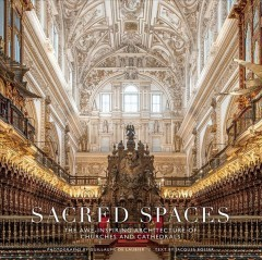 Sacred spaces : the awe-inspiring architecture of churches and cathedrals / by Guillaume de Laubier ; with text by Jacques Bosser.
