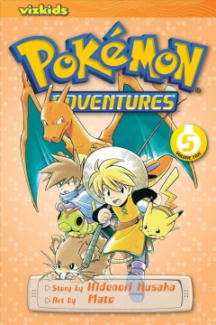 Pokemon Adventures 5