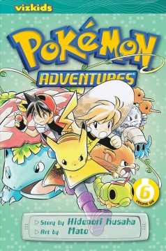Pokemon Adventures 6