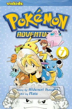 Pokemon Adventures 7