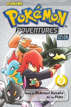 Pokemon Adventures 9