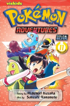 Pokemon Adventures 11