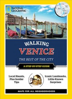 Walking Venice : the best of the city / Joe Yogerst and Gillian Price. - Joe Yogerst and Gillian Price.