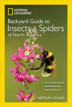 National Geographic backyard guide to insects & spiders of North America /  Arthur V. Evans. - Arthur V. Evans.