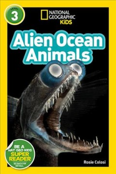 Alien ocean animals /  by Rose Colosi. - by Rose Colosi.