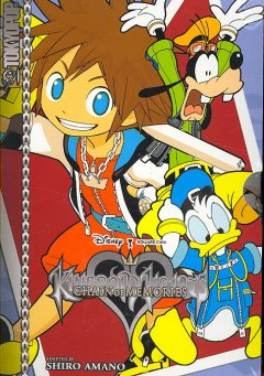 Kingdom Hearts: Chain of Memories : Chain of Memories