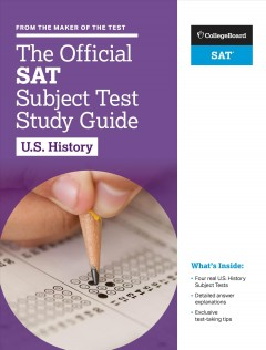 The official SAT subject test study guide.  The College Board.