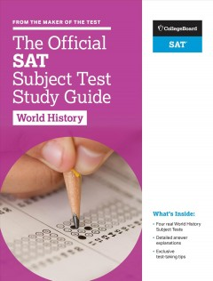 The official SAT subject test study guide :  The College Board.