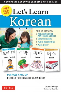 Let's learn Korean /  Laura Armitage ; revised by Tina Cho.