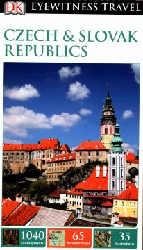 DK Eyewitness Travel Czech & Slovak Republics