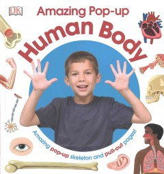 Amazing pop-up human body : amazing pop-up skeleton and pull-out pages! / written and edited by Marie Greenwood ; illustrations by Peter Bull Art Studio. - written and edited by Marie Greenwood ; illustrations by Peter Bull Art Studio.