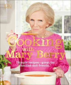 Cooking with Mary Berry.