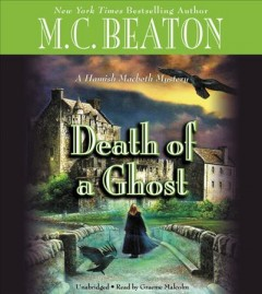 Death of a ghost /  M.C. Beaton. - M.C. Beaton.