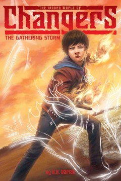 The gathering storm /  by H.K. Varian. - by H.K. Varian.