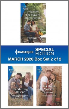 Harlequin special edition March 2020.  Judy Duarte, Shirley Jump, Heatherly Bell.