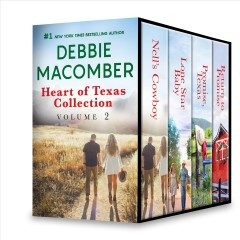 Heart of Texas collection.  Debbie Macomber.