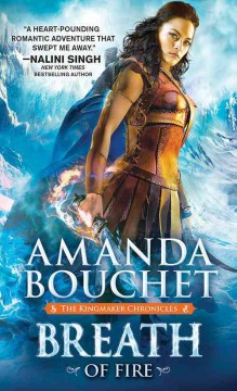 Breath of fire /  Amanda Bouchet. - Amanda Bouchet.