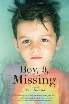 Boy, 9, missing /  Nic Joseph.