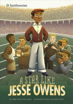 Star Like Jesse Owens