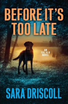 Before it's too late /  Sara Driscoll.