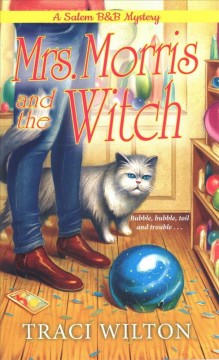 Mrs. Morris and the witch /  Traci Wilton.