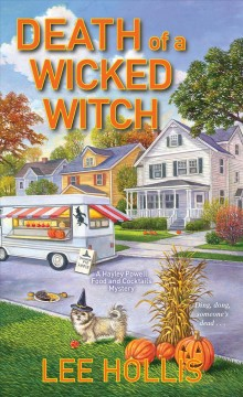 Death of a wicked witch /  Lee Hollis.