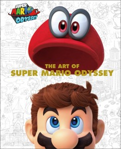 The art of Super Mario Odyssey.