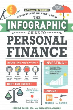 Infographic Guide to Personal Finance : A Visual Reference for Everything You Need to Know