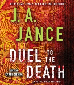 Duel to the death /  J.A. Jance.