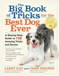 Big Book of Tricks for the Best Dog Ever : A Step-by-Step Guide to 118 Amazing Tricks and Stunts