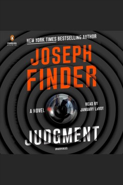 Judgment : a novel / Joseph Finder. - Joseph Finder.