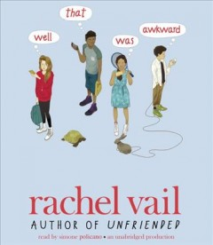 Well, that was awkward /  Rachel Vail. - Rachel Vail.