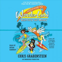 Beach party surf monkey /  Chris Grabenstein. - Chris Grabenstein.