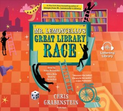 Mr. Lemoncello's great library race /  Chris Grabenstein. - Chris Grabenstein.