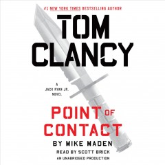 Tom Clancy Point of contact /  by Mike Maden. - by Mike Maden.