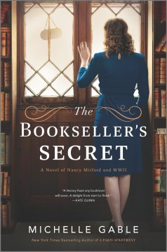 Bookseller's Secret : A Novel of Nancy Mitford and Wwii